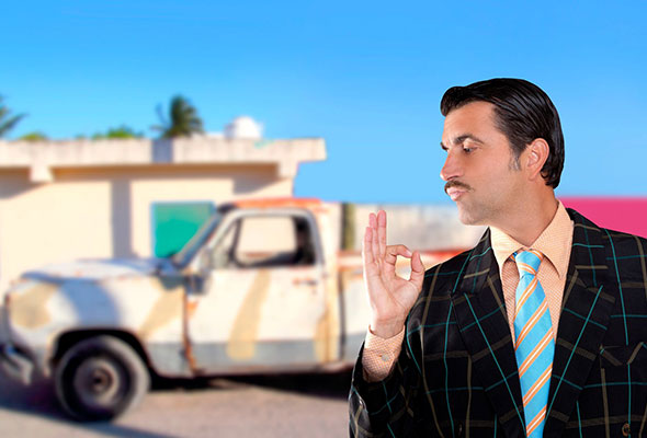 A cheap SEO company is like a used car salesman
