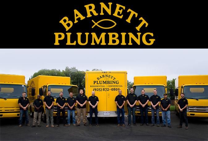 branding for Barnett Plumbing