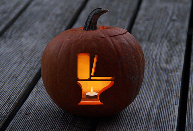Free Pumpkin Carving Patterns For Plumbers Enchanting Pumpkin Carving Pattern